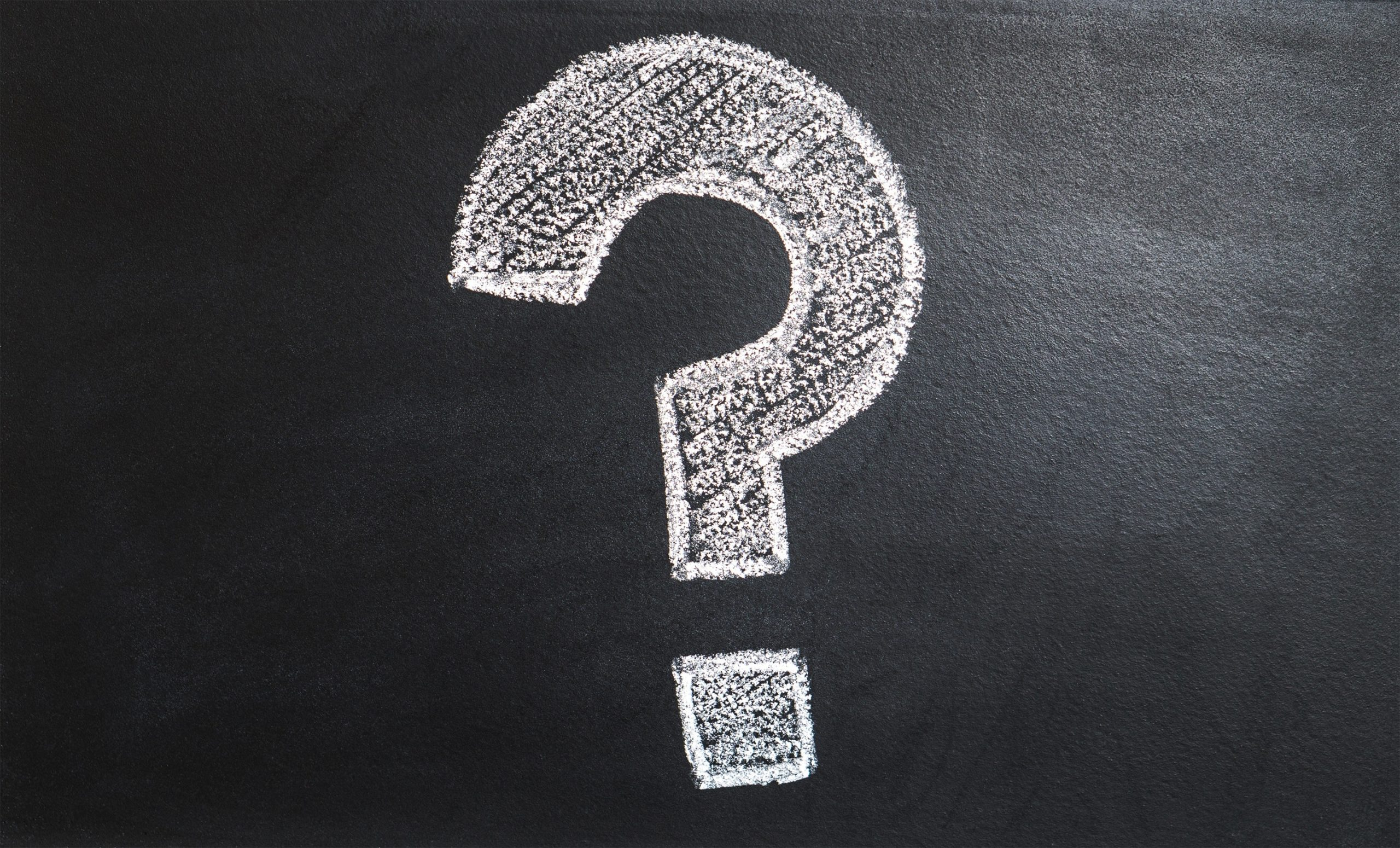 Les questions, leur importance